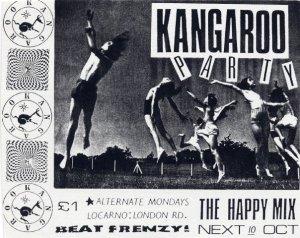 Kangaroo Sept 1988